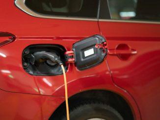 borne de recharge pour voiture electrique