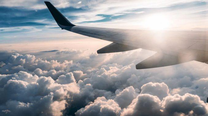 vapoter dans l'avion