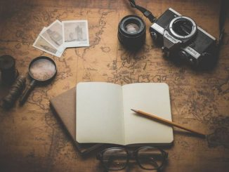 préparation d'un voyage